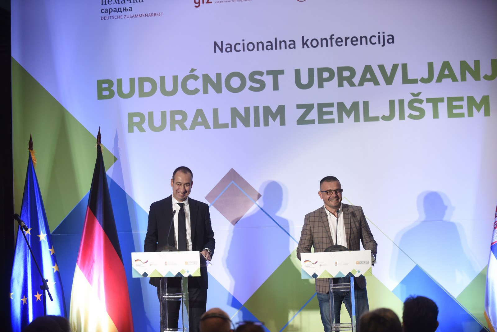 Land consolidation in Serbia requires three and half years