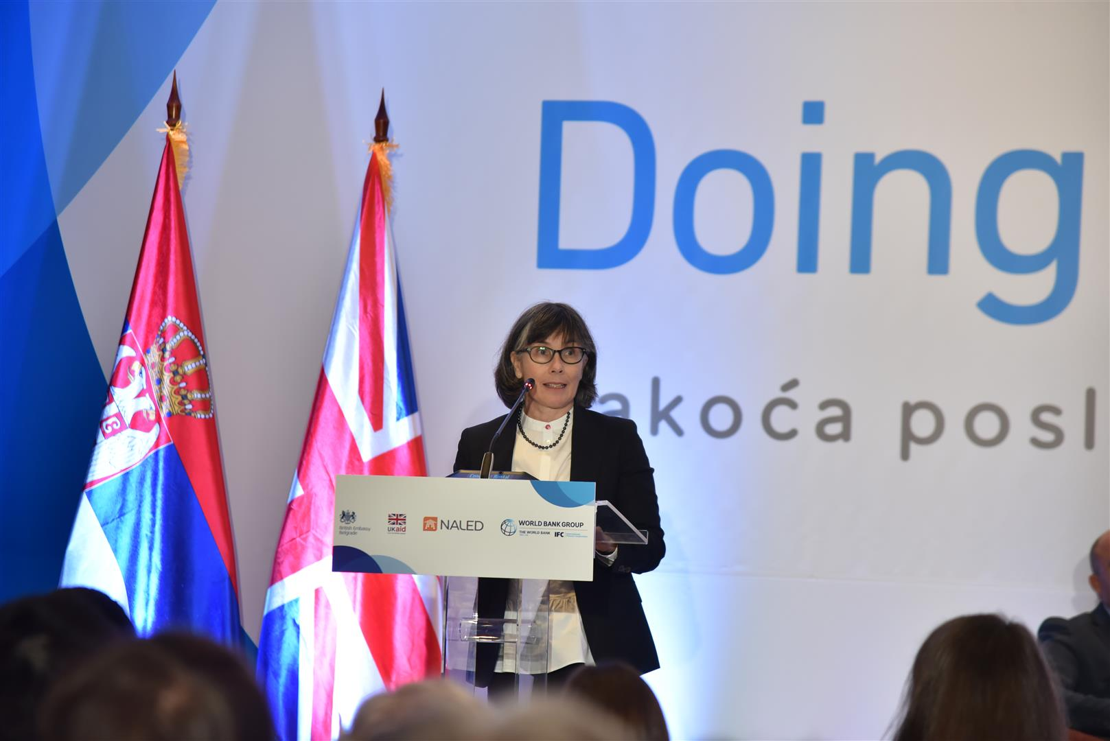 Ministries of Economy and Construction drive Serbia's progress in the DB list
