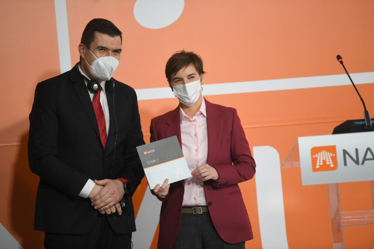 NALED presented the Grey Book and 100 recommendations for better business conditions